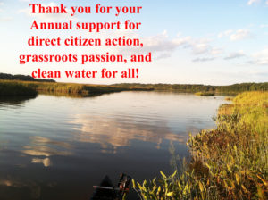 Patuxent Riverkeeper – Clean water advocates serving people